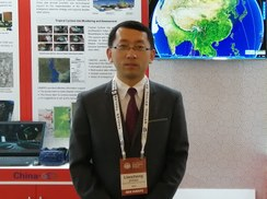 Lianchong Zhang  is our new ECR Representative on WDS-SC