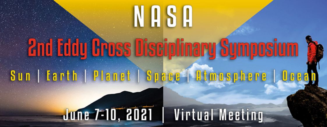 2nd NASA-Eddy Cross Disciplinary Symposium – Data Science, Earth and Space Sciences