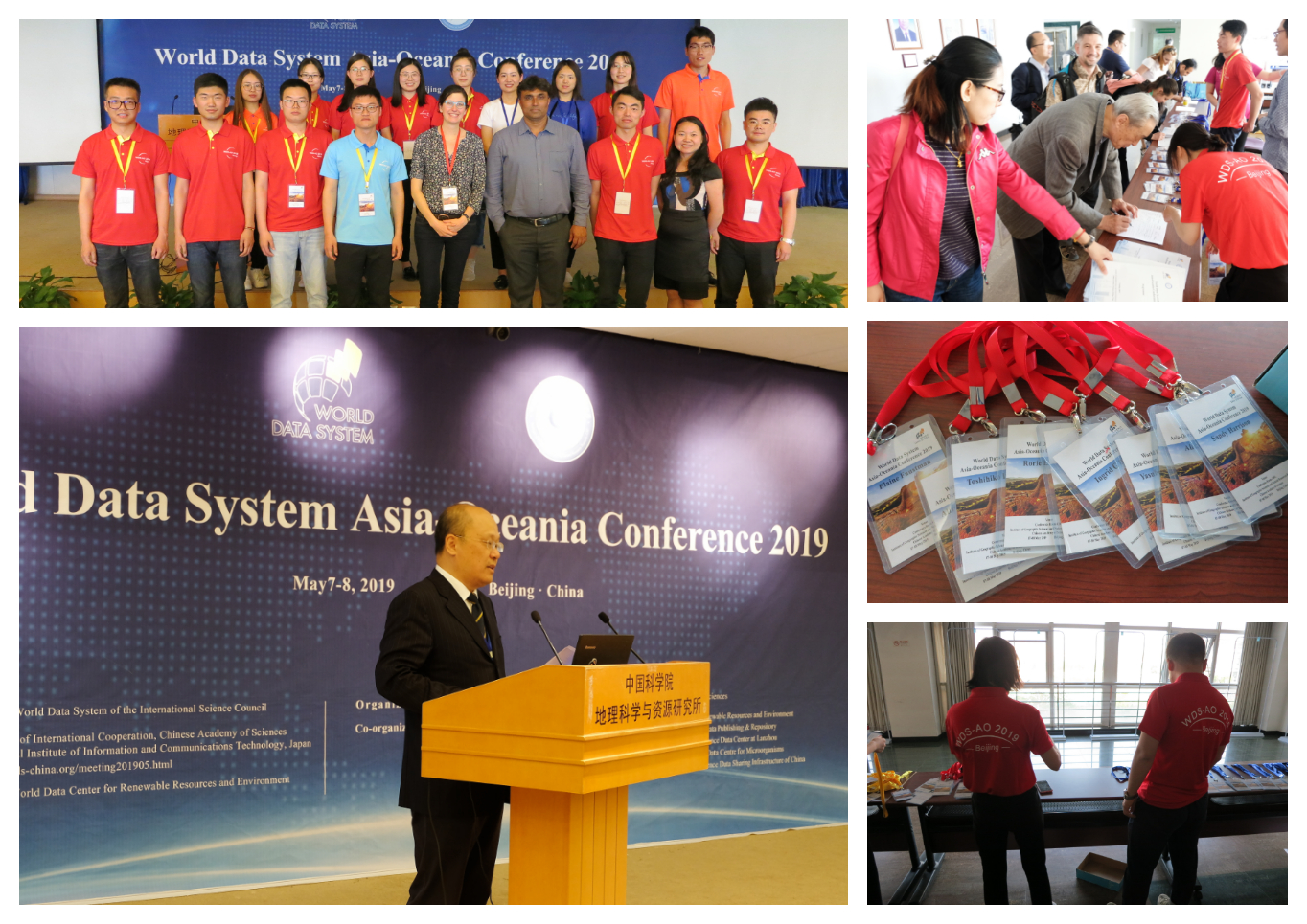 WDS Asia–Oceania Conference 2019 – Registration & Opening
