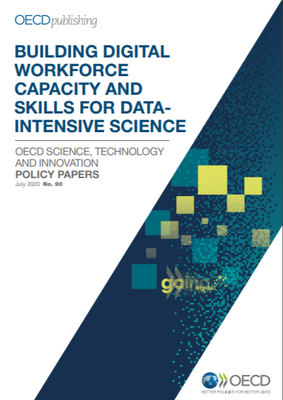 Building digital workforce capacity and skills for data-intensive science