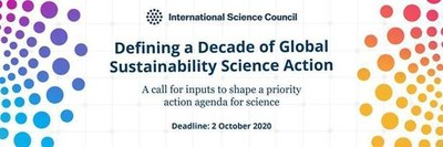 Defining a Decade of Global Sustainability Science Action