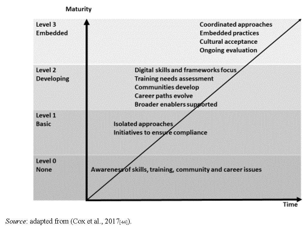 Digital Workforce Capacity Maturity Model
