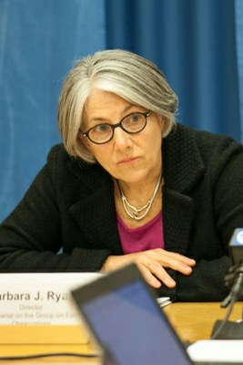 Dr Barbara Ryan