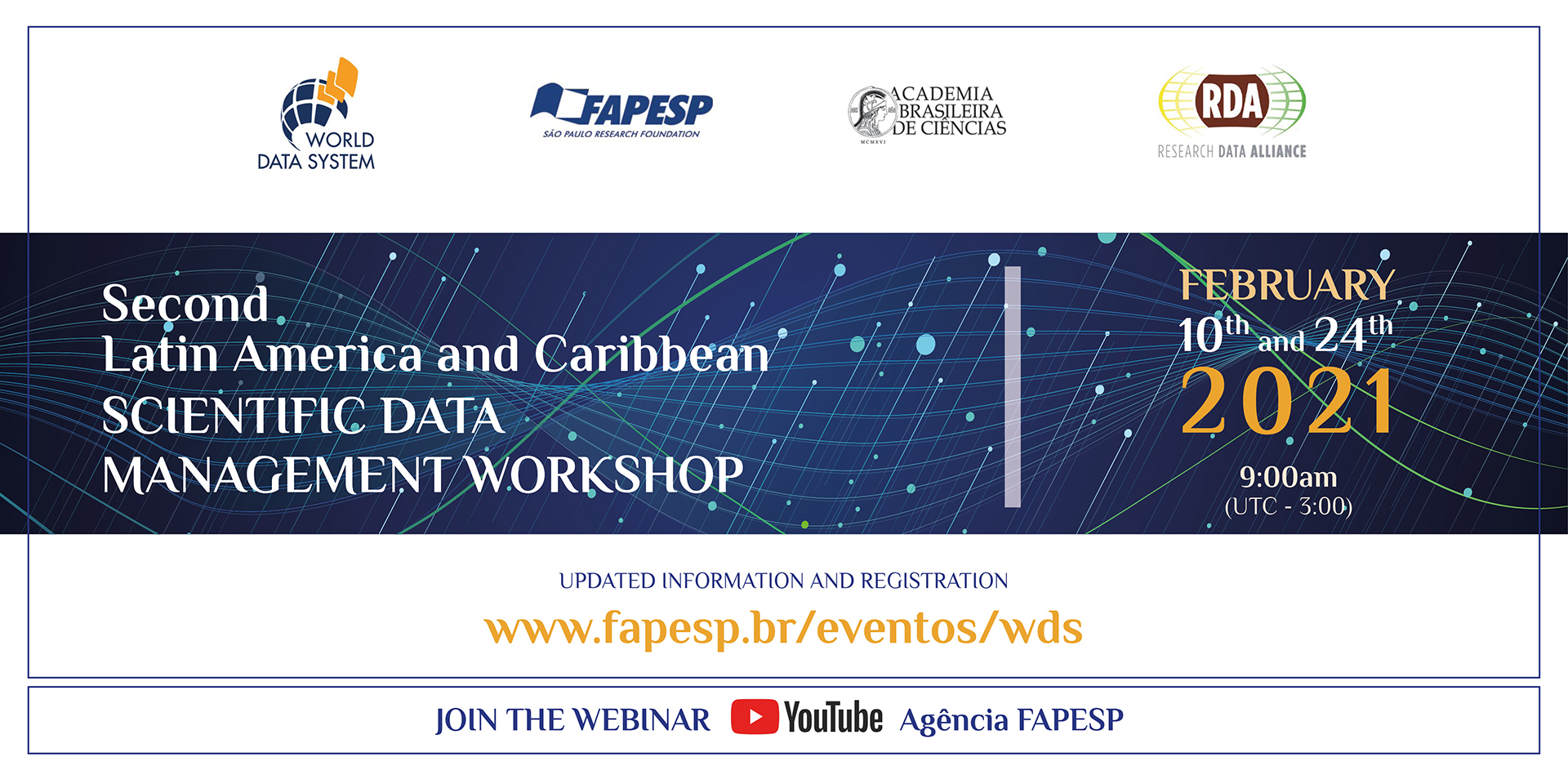 Second Latin America and Caribbean Scientific Data Management Workshop
