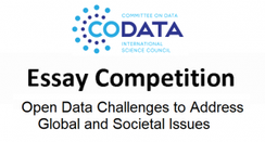 Deadline Extended to 31 July 2020 – Essay Competition: Open Data Challenges to Address Global and Societal Issues