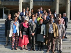 Workshop on Data Initiatives in Africa Concludes