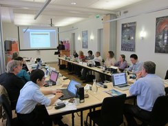 Eighth WDS Scientific Committee Meeting