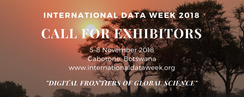 IDW 2018: Call for Exhibitors
