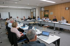 Ninth WDS Scientific Committee Meeting