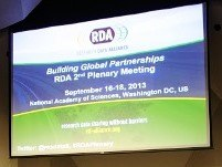 RDA Second Plenary