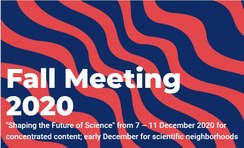Call for Abstracts: WDS Co-convened Session at AGU 2020