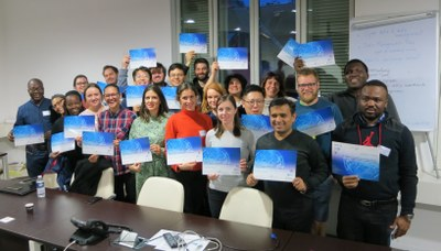 Attendees with Certificates